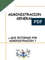 Adminstración General
