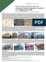 Patrimônio Histórico-Cultural de Patos-PB