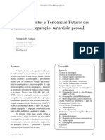 Avanços Recentes e Tendências Futuras Das Técnicas de Separação - Scientia Chromatographica