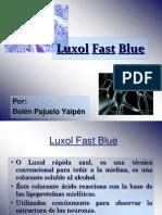 Luxol Past Blue