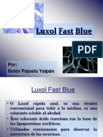 Luxol Past Blue