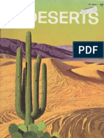 How and Why Wonder Book of Deserts