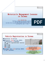 Cheng Min Feng Motorcycle Management Lessons in Taiwan -E