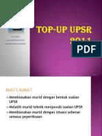(TOP-UP UPSR)