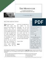 Christ Church Messenger Sept 2014