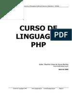 Programacao Curso de Linguagem Php