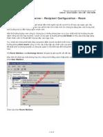 _Part 37 - Exchange Server - Recipient Configuration - Room Mailbox