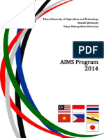 AIMS One Semester 2014-15