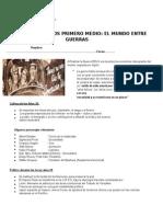 Guía de Primero Medio Mundo Entreguerras