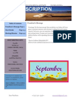AAMA September Newsletter 2014