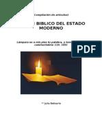 7783491 Origen Biblico Del Estado Moderno