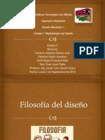 Filosofía Del Diseño (1)