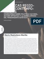 Estéticas Regionales Contemporáneas. Digresiones - Revistsa Calle 14 - 014