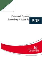 portfolio edwards kevonyah