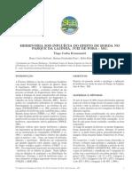 HERBIVORIA SOB INFLUECIA DO EFEITO DE BORDA NOPARQUE DA LAJINHA, JUIZ DE FORA - MG.