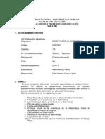 7 Didactica de La Matemática I - F. Chauca