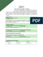PROYECTO Cooperacion Alemana Fondo Contravalor