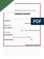 Vibraciones Monografia.bustillos Rivera