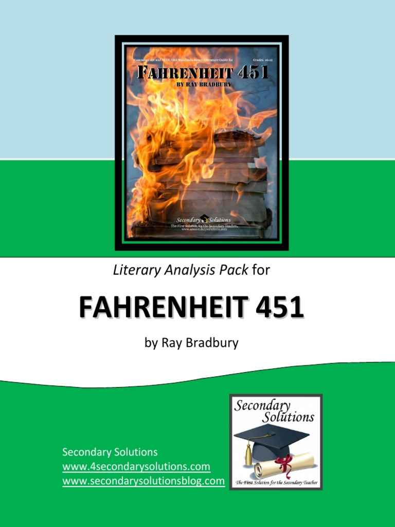 fahrenheit literary analysis