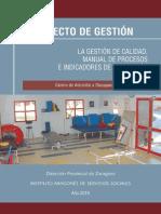 LIBRO2 La Gestion de La Calidad Manual Procesos e Indicadores Evaluación