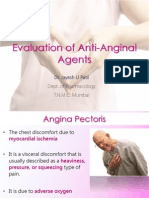 Evaluation of Anti-Anginal Agents Polished