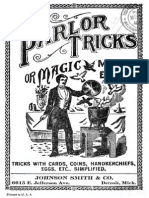 250 Parlor Tricks or Magic Made Easy - Unknown