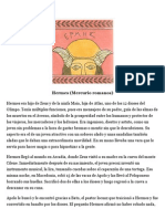 Hermes (Mercurio romanos) | Mitos y Leyendas.pdf