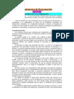 Fundamentos de Programacion U1