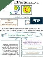 Gg Panik (Afrida&Yeni)