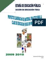 Material Didactico Educacion Fisica