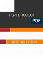 Ps-1 Project Final