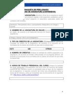 Programa Seminario Ortega Etica y Politica