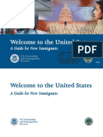Welcome to the United States Guide for Immigrants