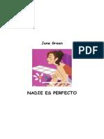 117944211 Nadie Es Perfecto Jane Green