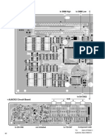 Yamaha 9000-Pro  PCB  part 2/3