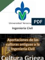 Diapositivas. Cultura Griega