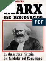 Marx Ese Desconocido