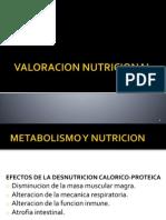 2-7 Valoracion Nutricional