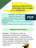 Intelig Emocional autocontrol  enojo y ansiedad-Mayo 2013.ppt