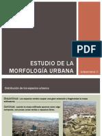 Estudio de La Morfologia Urbana Cl 2