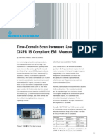 CISPR EMI Measurements