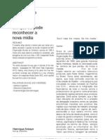 Jornalismo e ativismo na hipermídia