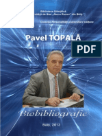 Pavel TOPALĂ In Honorem – 55