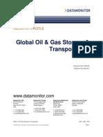 O&G Storage & Transportation
