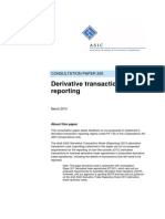 financial deravative