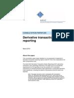 financial deravative
