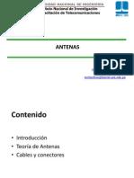 Clase Antenas