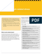 Work R Stress