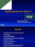 OpenCV 2005Q4 Tutorial