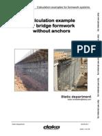 Bridge Construction Manual - Falsework and Forms   Plywood